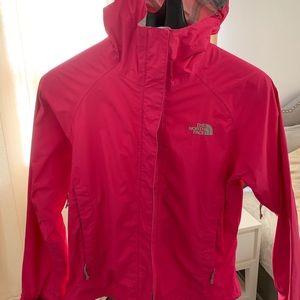 North face Hyvent DT rain coat/windbreaker
